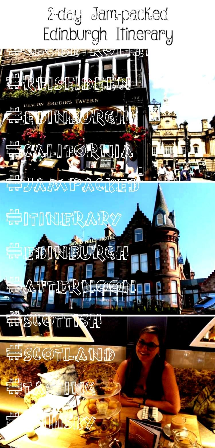 Day JamPacked Itinerary for Edinburgh Scotland  Things to do in Edinburgh  Things to do on the Royal Mile  Top Sights to See in Edinburgh  Best View Points of Edinburgh...