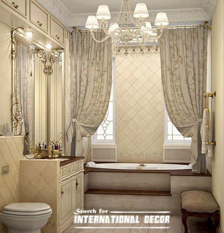 30 Wonderful Bathroom Shower Curtain Ideas Bathroom Showercurtain Ideas Imagesoffancybathroo Luxury Shower Curtain Bathroom Shower Curtains Fancy Bathroom