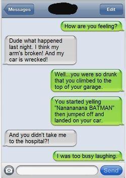 BNHA Boyfriend Scenarios and Oneshots 1 ✅ - #36 Drunk Texts