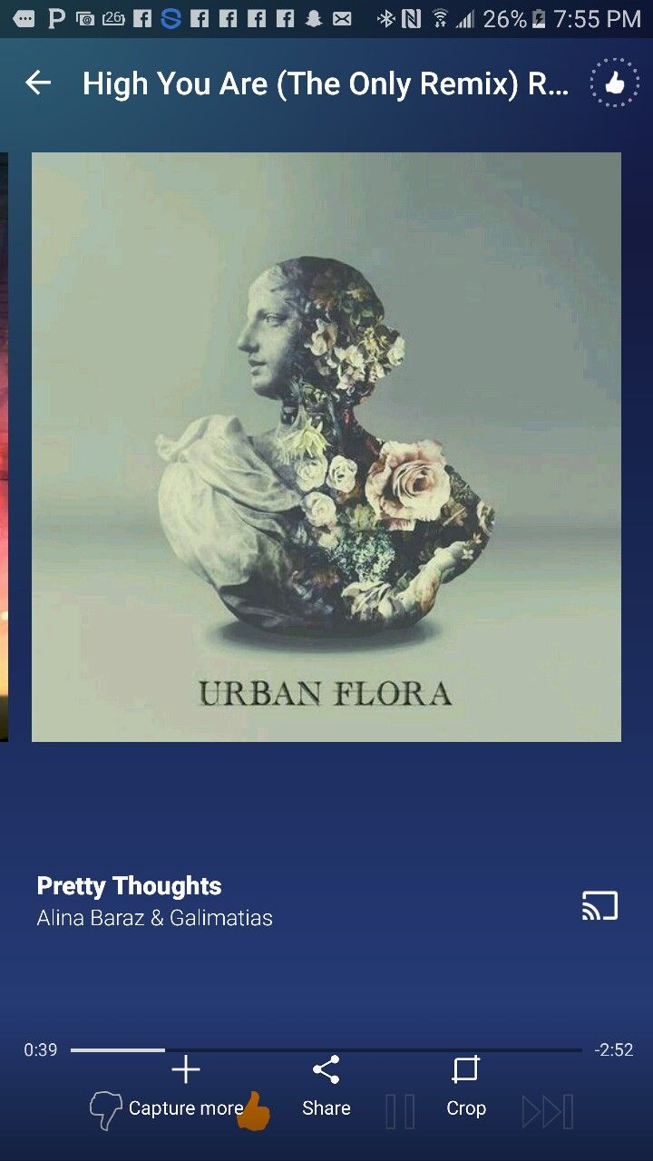 Pin By Brittany Purvis On Newest Music Urban Flora Alina