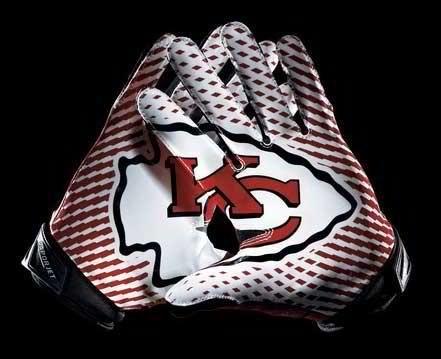 Kc Chiefs 2012 Gloves Kansas City Chiefs Kansas City Chiefs Logo Chiefs Logo