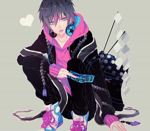 Anime Characters With Heterochromia Eyes Anime Cool Anime Guys Anime Boy