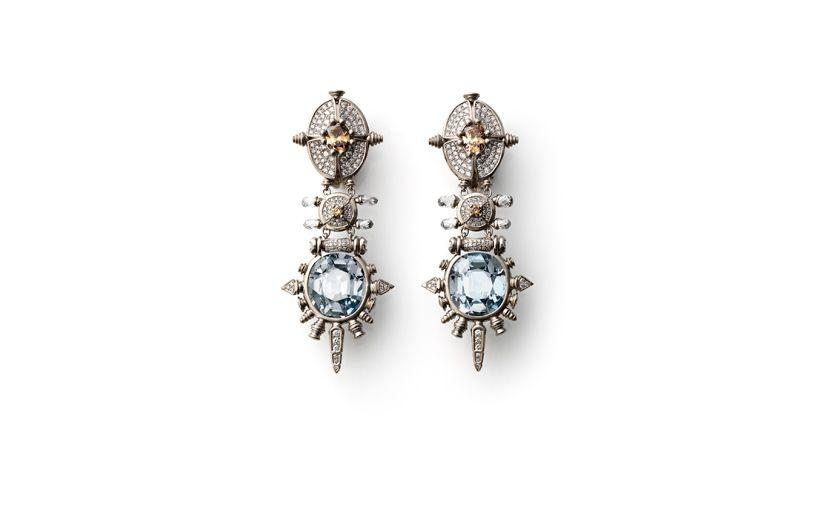 Corona - Earrings and studs - Otto Jakob