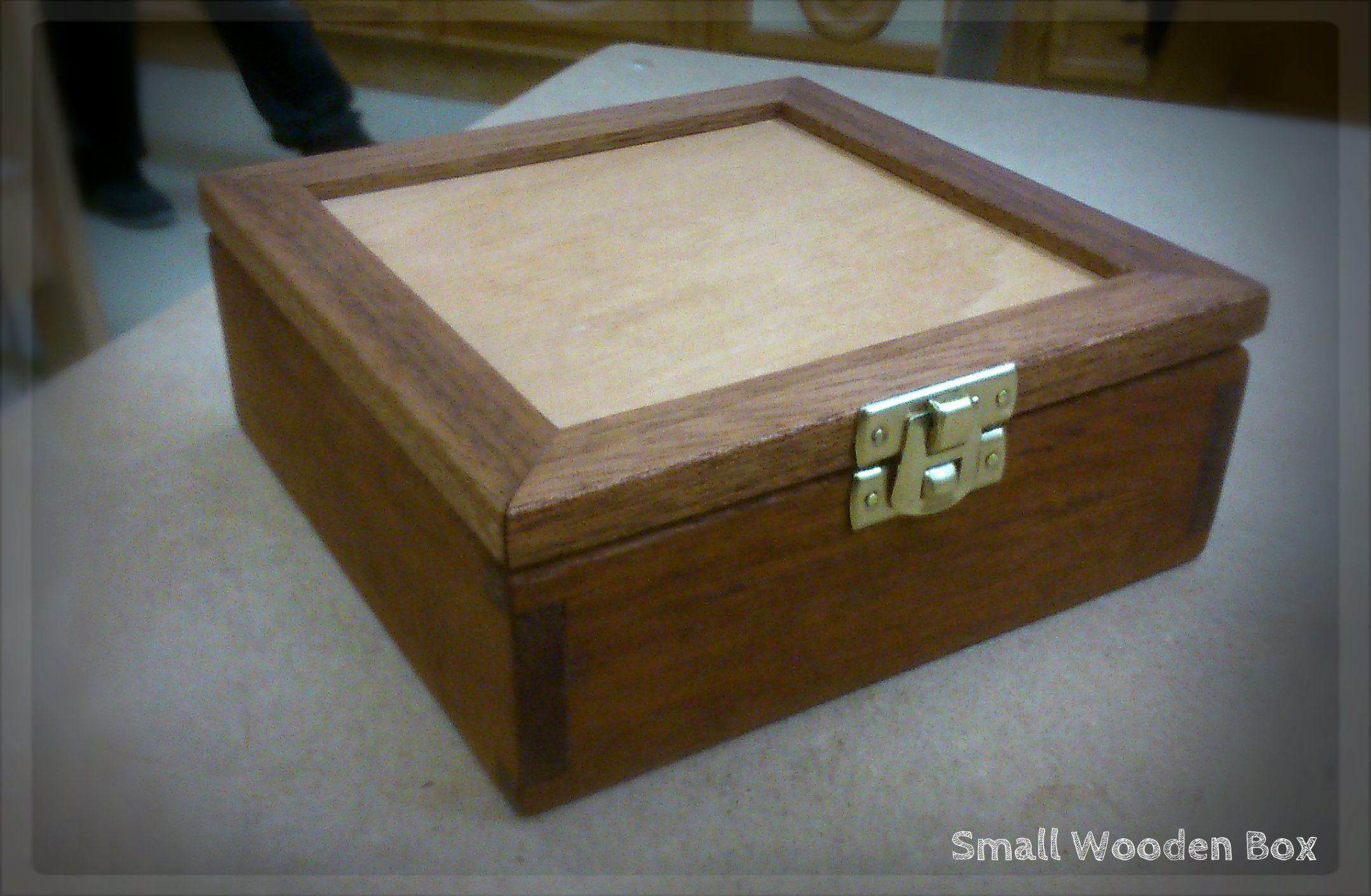 petite boite en bois exotique cp mes r alisations. Black Bedroom Furniture Sets. Home Design Ideas