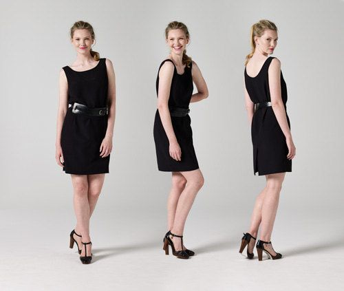 Little Black Dress Sewing Pattern