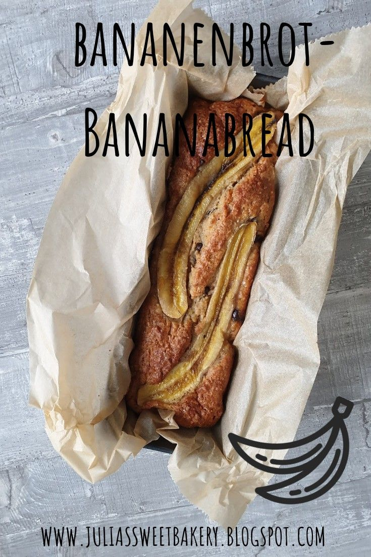 Gesundes Schoko-Nuss-Bananenbrot- Perfekt zum Frühstück