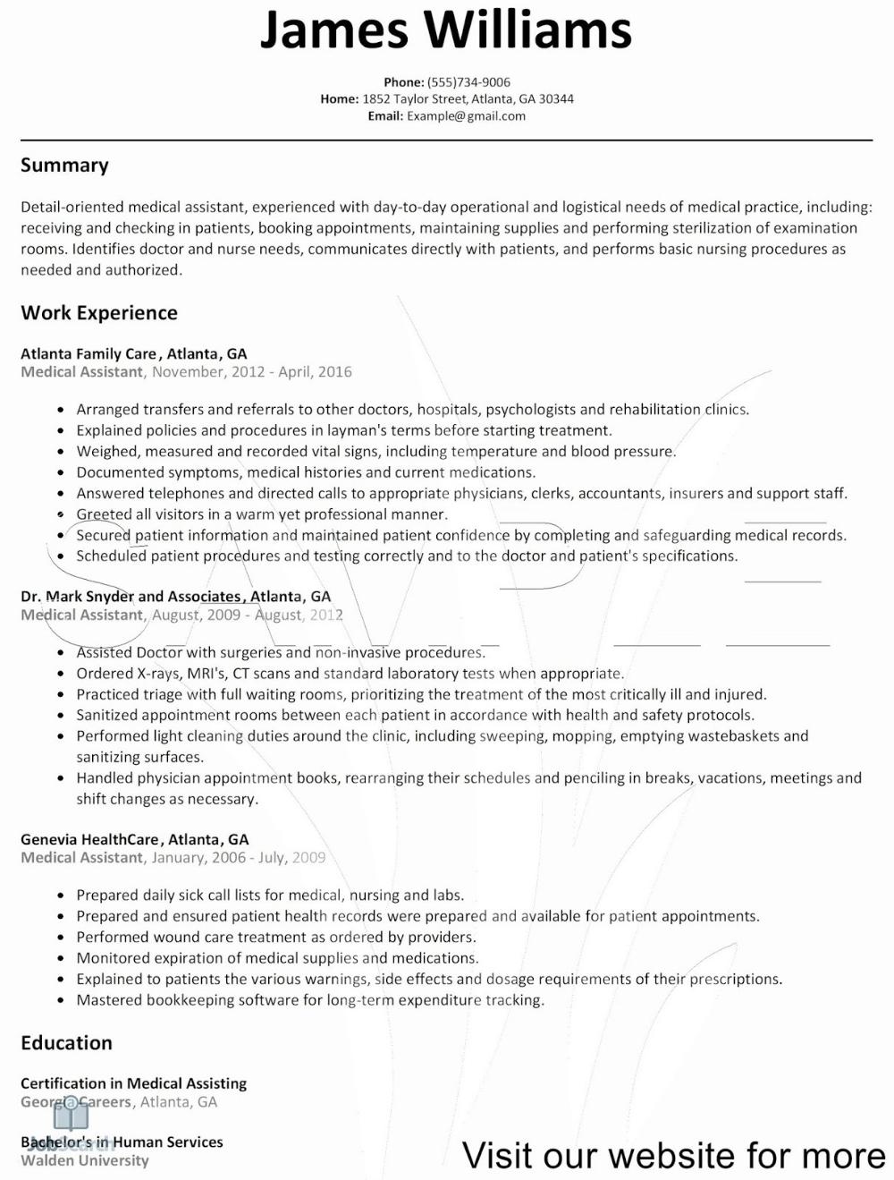 Resume Templates Australia Online