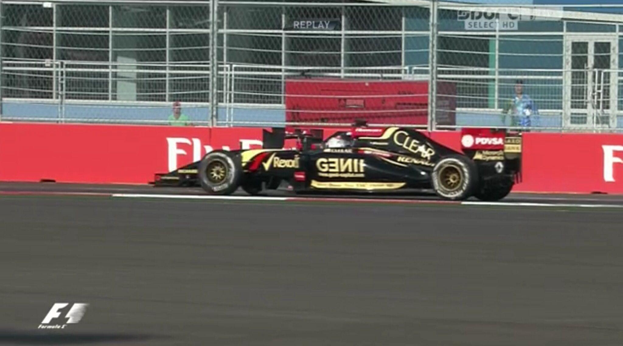 Russian GP 2014