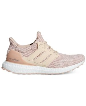 e87998a24 adidas Women s UltraBoost Running Sneakers from Finish Line - Pink ...