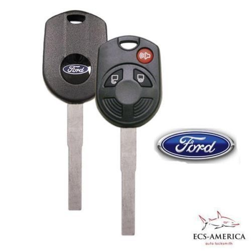 2012 2014 Oem Ford Escape Remote Key Fcc Oucd6000022 Ford