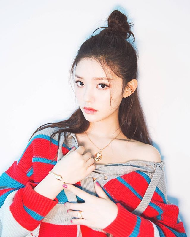Chinese Actress, Girls Characters, Korean Model