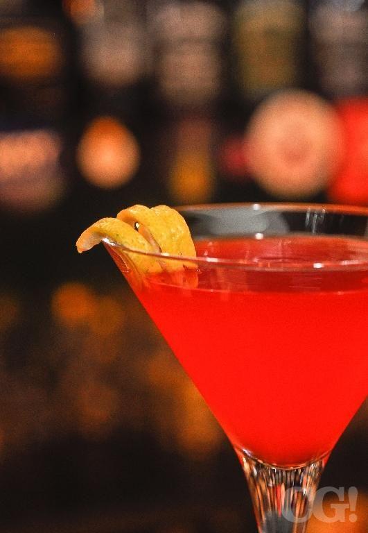 Charleston (Gin Tamqueray, jugo de limón natural, almíbar, jugo de sandía). - Georgia Brown Bar | Córdoba, Argentina