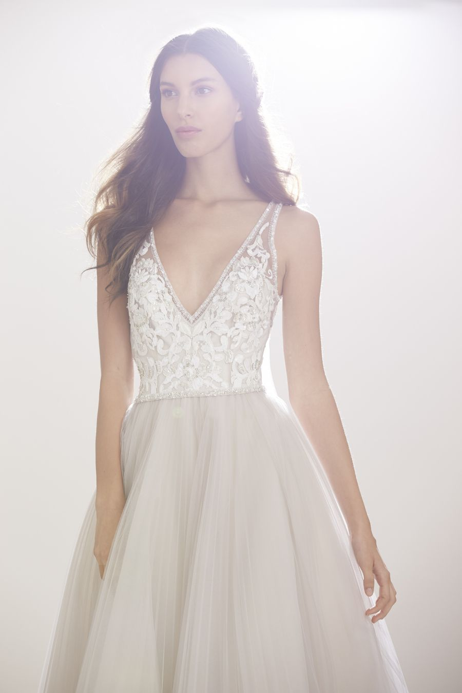 A Bride Should Be Certain She Has Found Dress That Makes Her Feel Confident Carolina Herrera