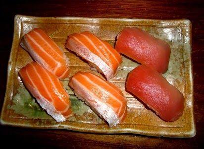 Harga Menu Sushi Tei Pas Di Kantong Pas Di Lidah Makanan