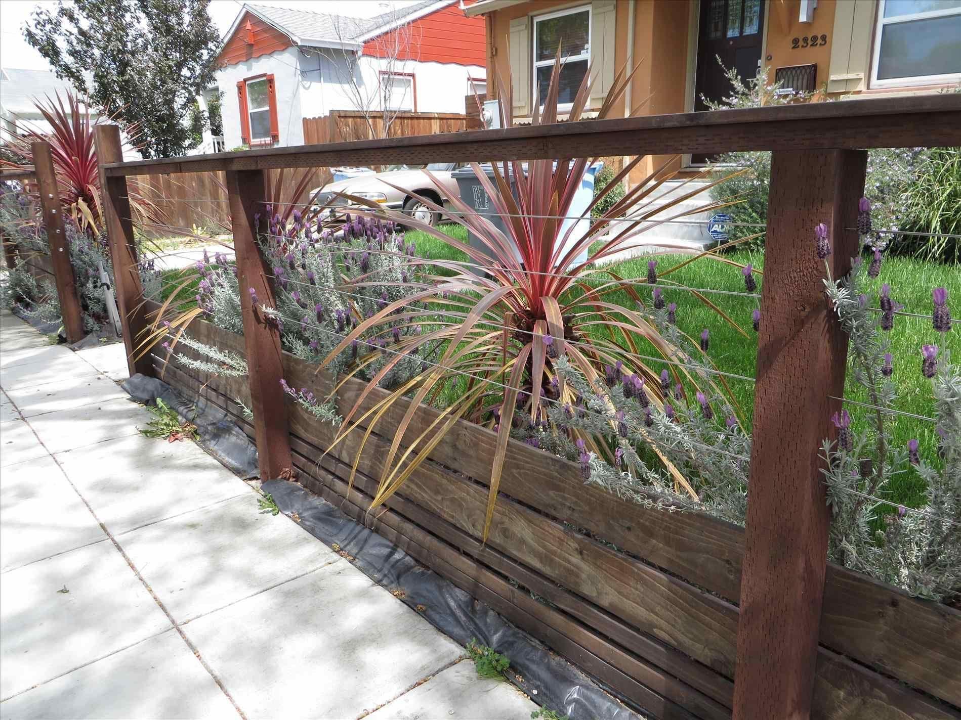 Stone And Horizontal Wood Fence Privacy Fence Ideas Fences Gates Inside Measurements 1899 X 1424 Fence Design
