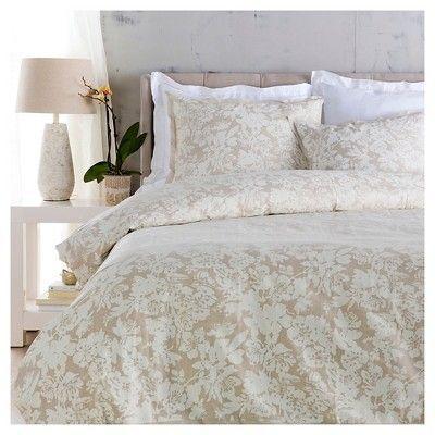 Appenzell Luxury Bedding Skirt (King/King CA) Ivory - Surya, White