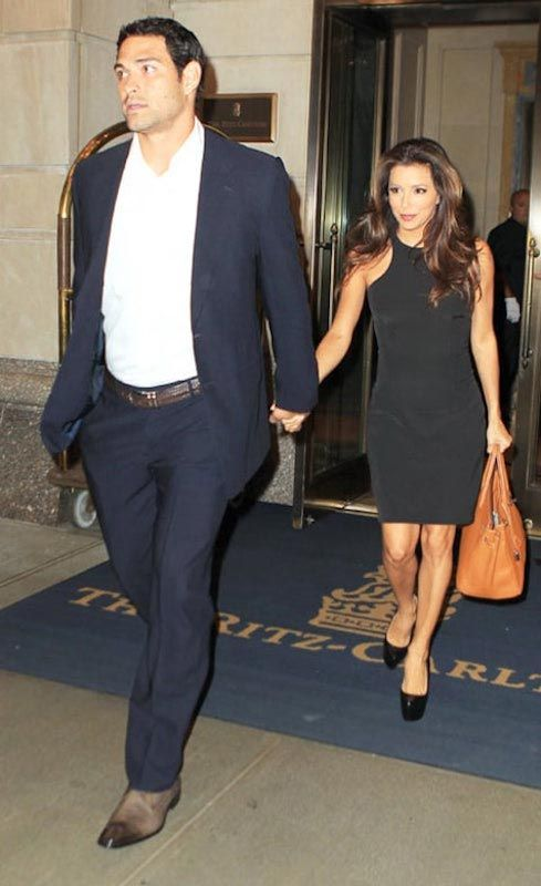 Mark Dating Did Eva Longoria Sanchez