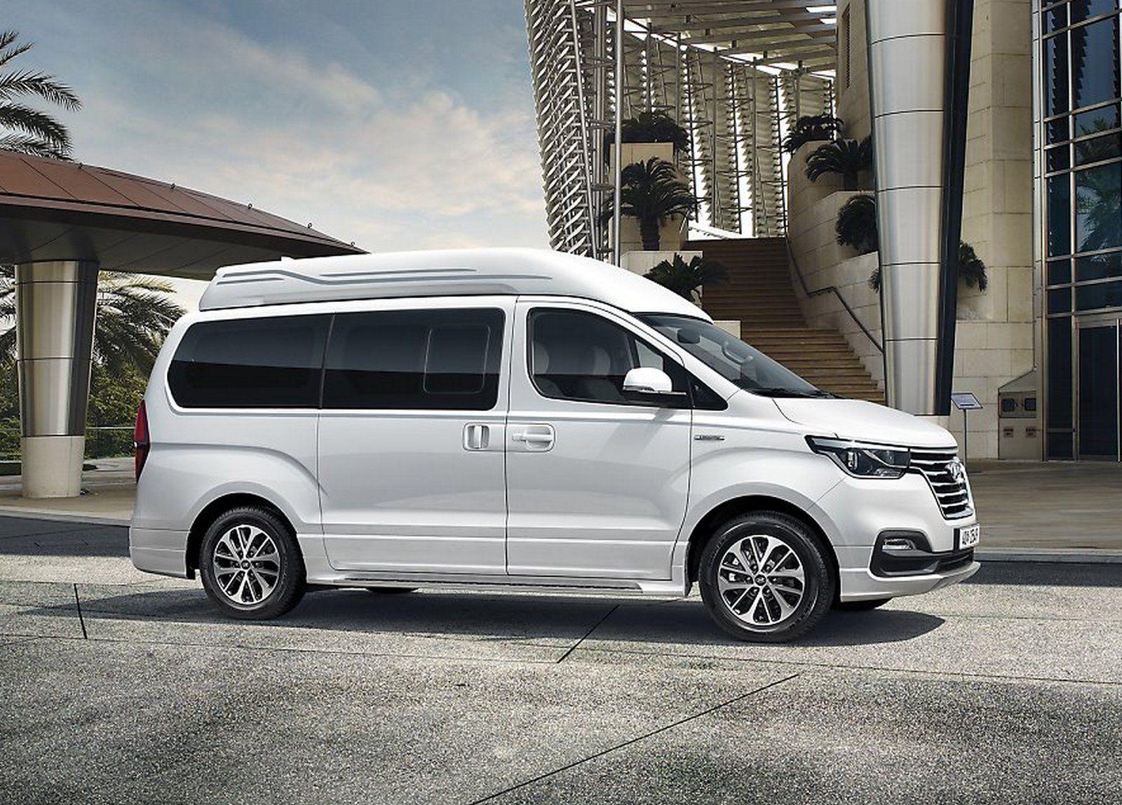 U Hyundai Budet Novyj Miniven Skoree Vsego Analog Sleduyushego Kia Carnival Hyundai Limousine Vans
