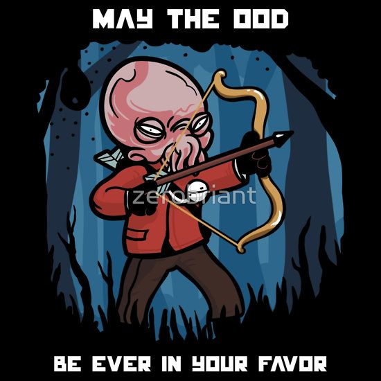 May the Ood be ever in your favor.