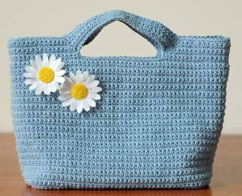 Free Crochet Handbag Patterns On Httpbags Pursescom Bolsos