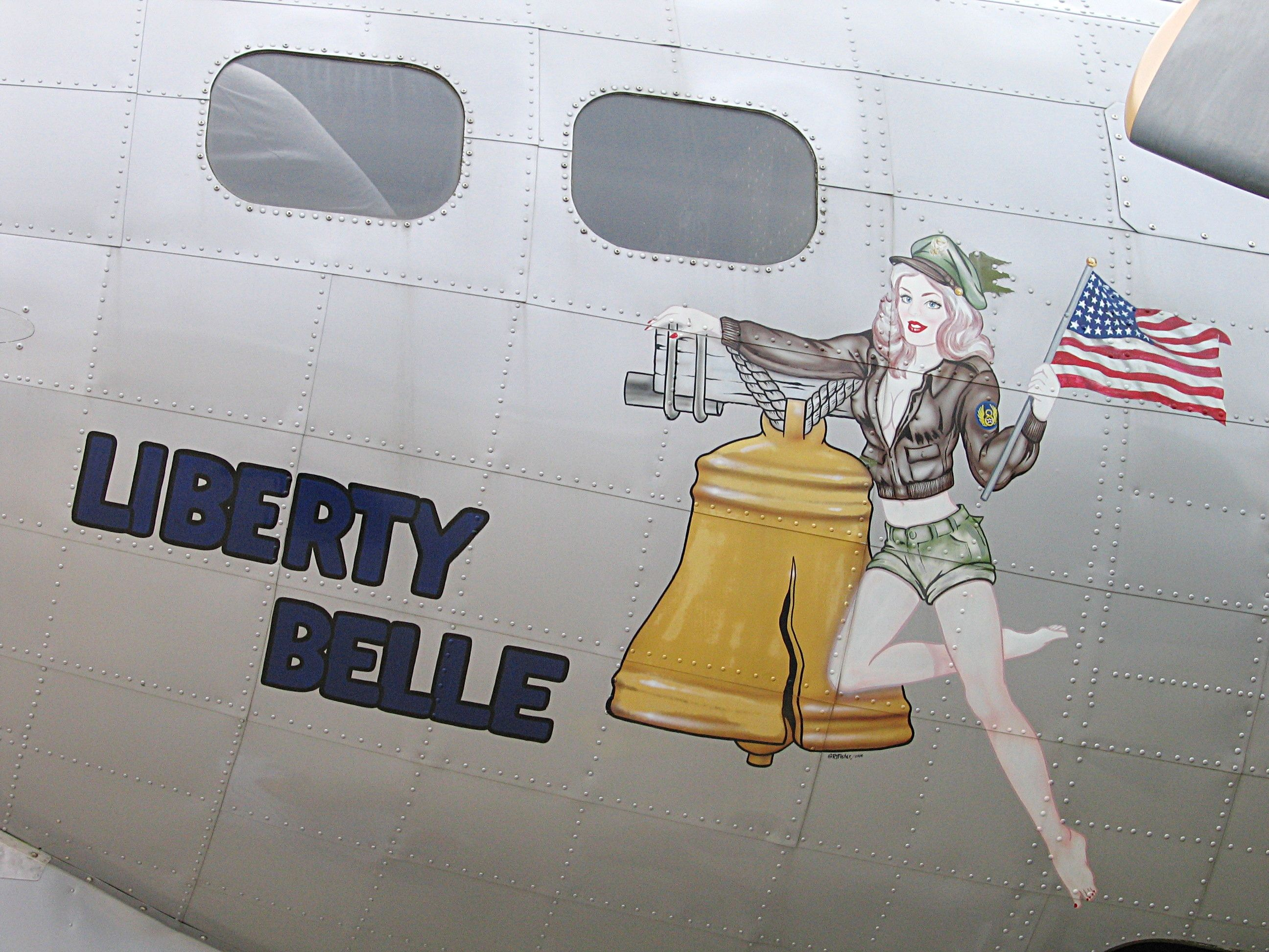 Airplane Nose Art Pin Up Nose Art and PinUp Girls