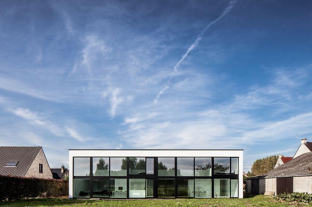 Francisca hautekeete architect gent minimalistische