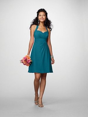 Bridesmaid dresses decided
