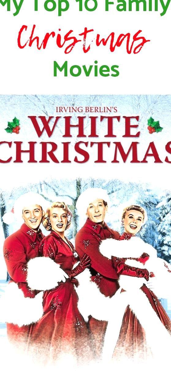 My top 10 family Christmas movies #Christmas #Christmasmovies