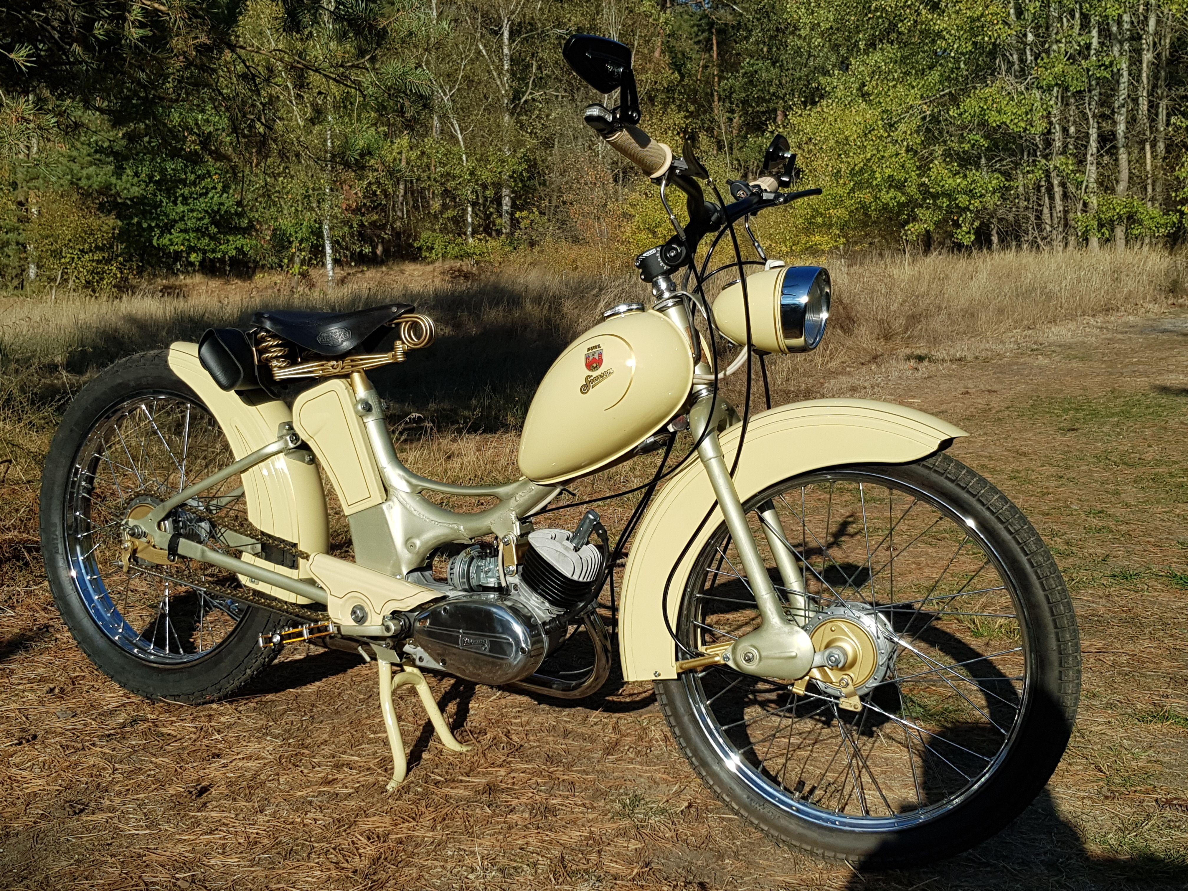 Pin Von Todd Eddings Auf Mopeds Simson Sr2 Motorad Und Simson