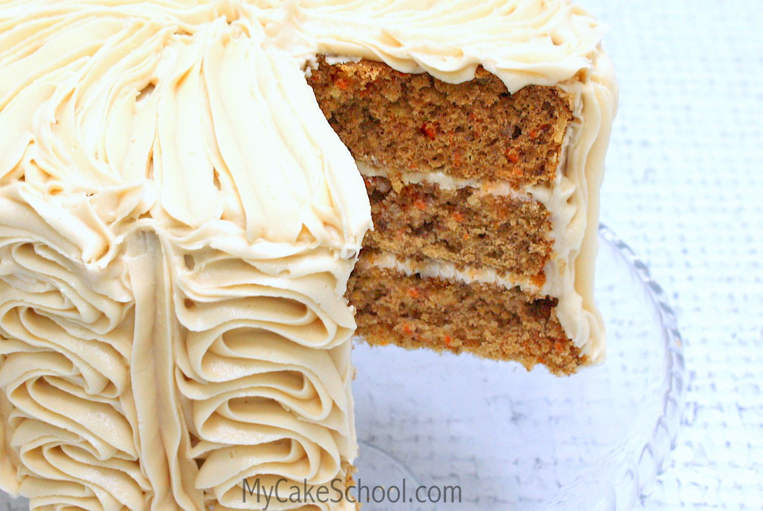 Carrot Cake A Doctored Cake Mix Recipe Amazing Carrot Cake