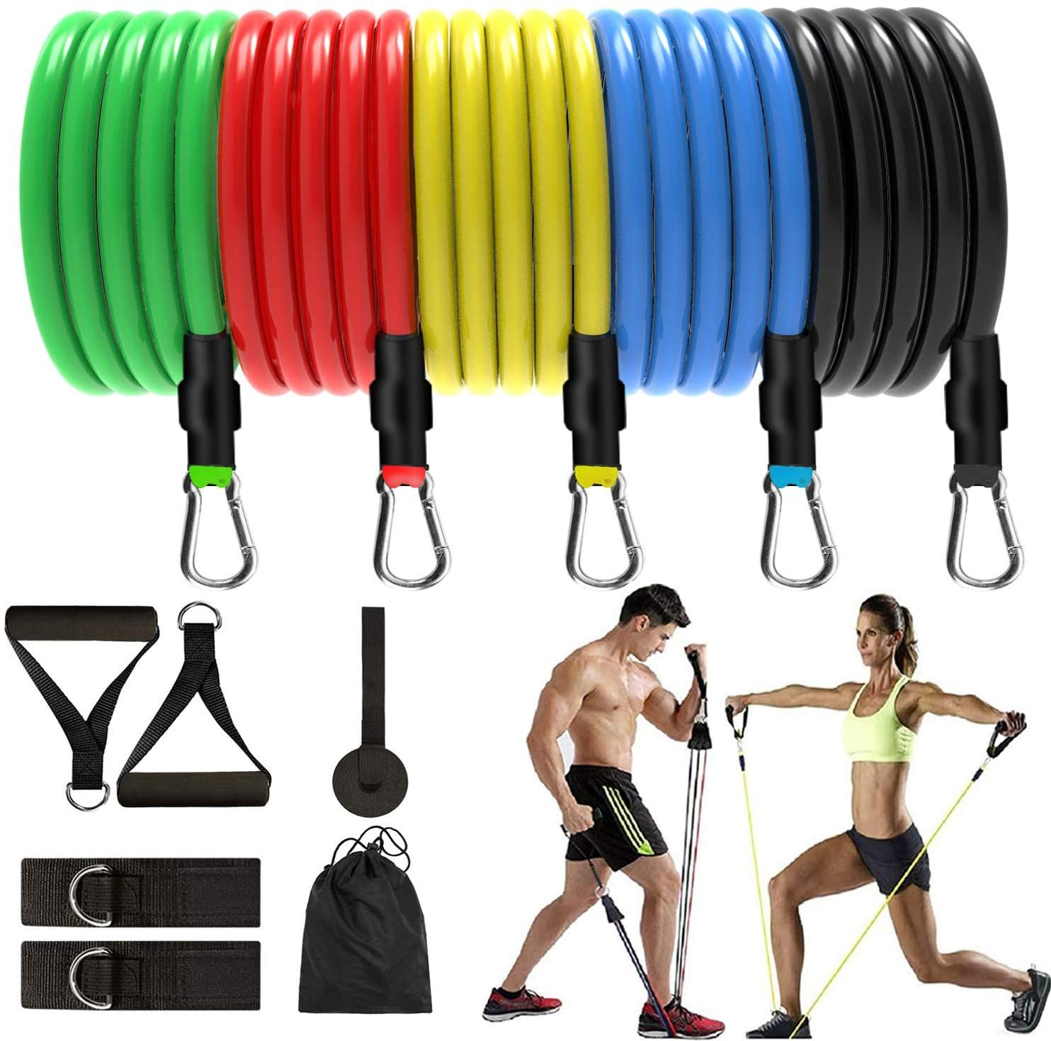 11+ Workout bands with handles ideas in 2021