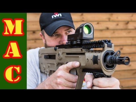 ▶ IWI Israel Factory Tour - Home of the Tavor - YouTube