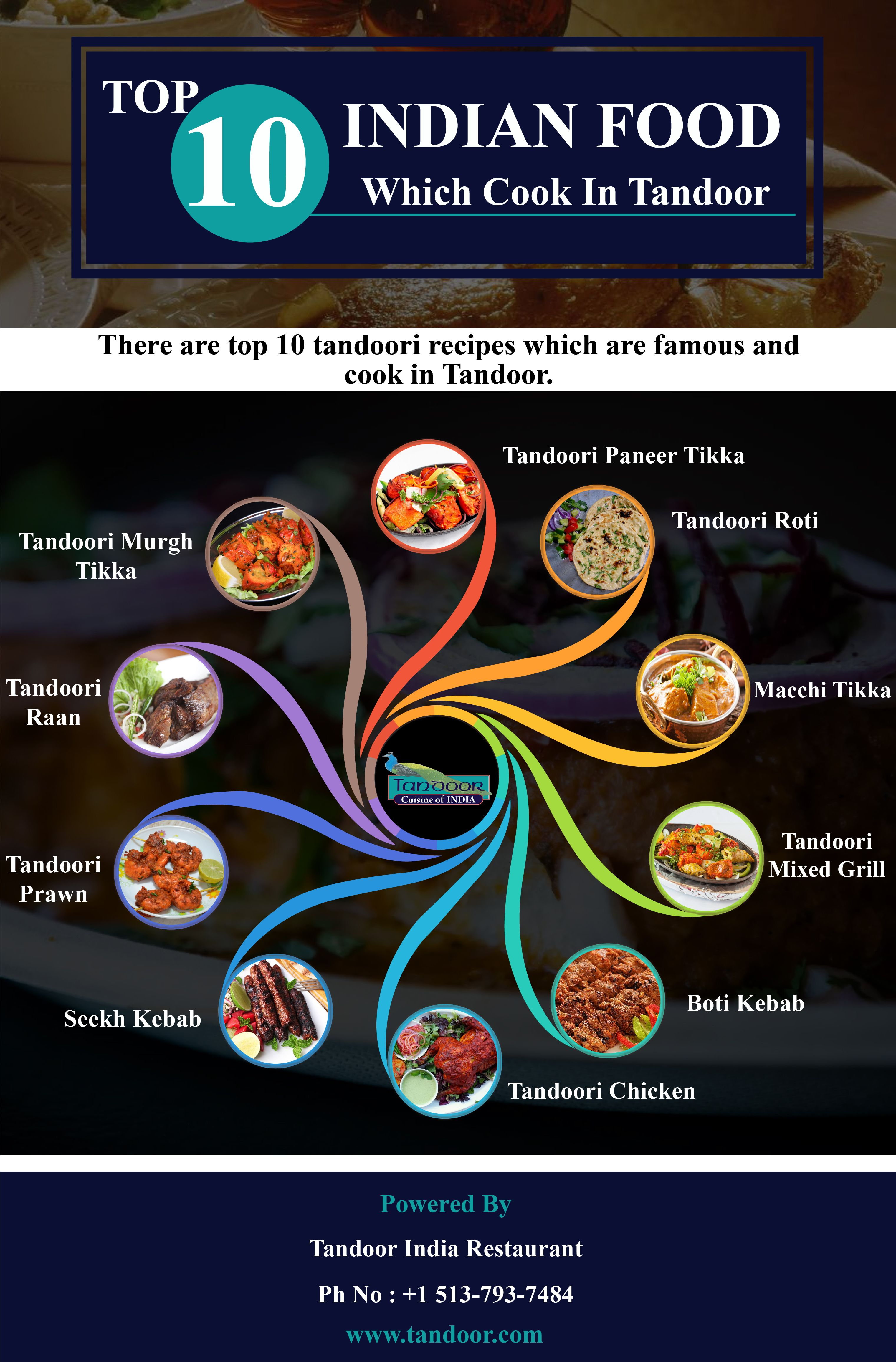 Explore the mouthwatering food in cincinnati at tandoor