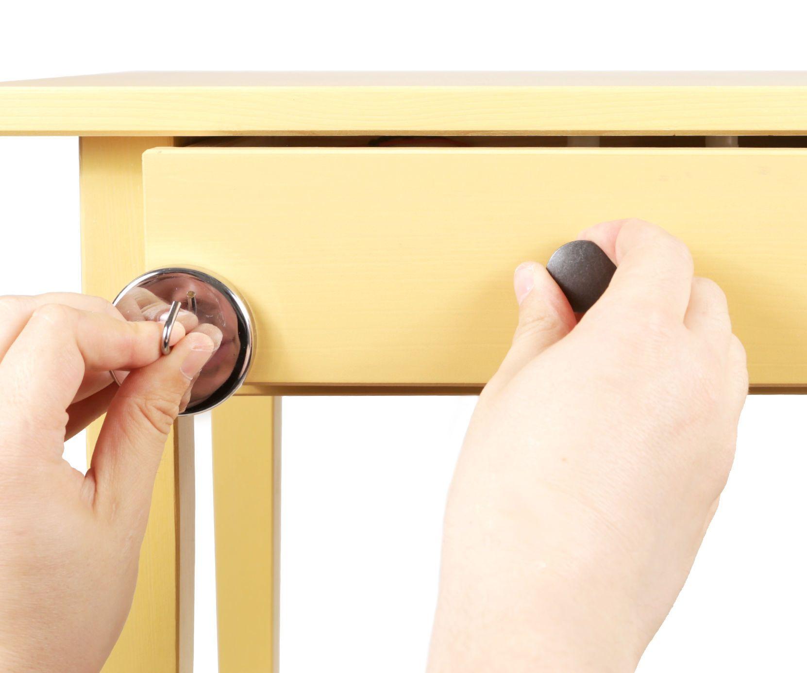 Secret Drawer Lock Diy lock, Diy drawers, Escape room