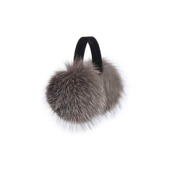 Fox Fur Earmuffs (93 CAD) ❤ liked on Polyvore featuring accessories and fox fur earmuffs