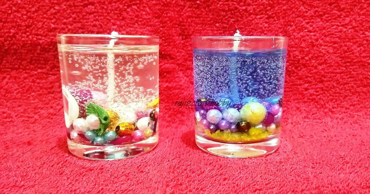 candle making supplies kids DIY project Gel Candle Making Kit DIY Kit wax