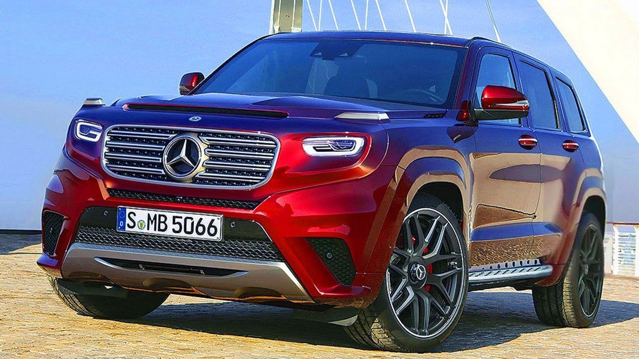 Mercedes suv 2020 models