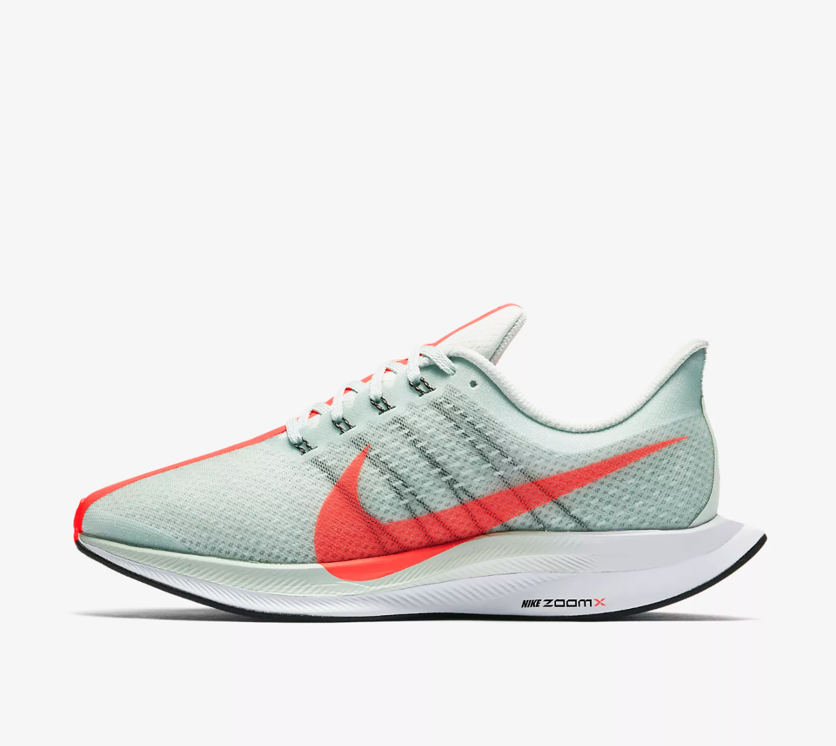 Relaxed Nike Air zoom Pegasus 35 Shield Wolf Grey Black White Men's Running Shoes Sneakers