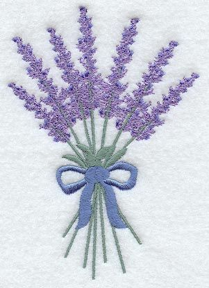 Lavender Bouquet I Want To Embroider On Oval Shaped Fabric And Applique To My Q Machine Embroidery Designs Floral Embroidery Patterns Sewing Embroidery Designs