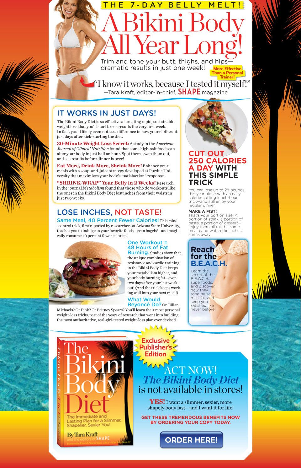 8f9aa3510f The Bikini Body Diet