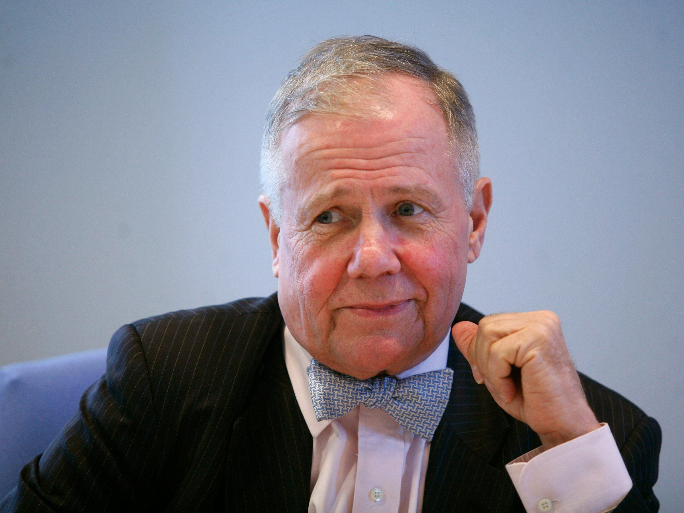 JIM ROGERS The US dollar might turn into a bubble
