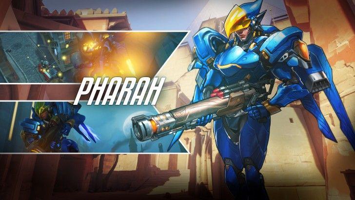 Download Pharah Overwatch Wallpaper Girl By Pt Desu 2560x1440