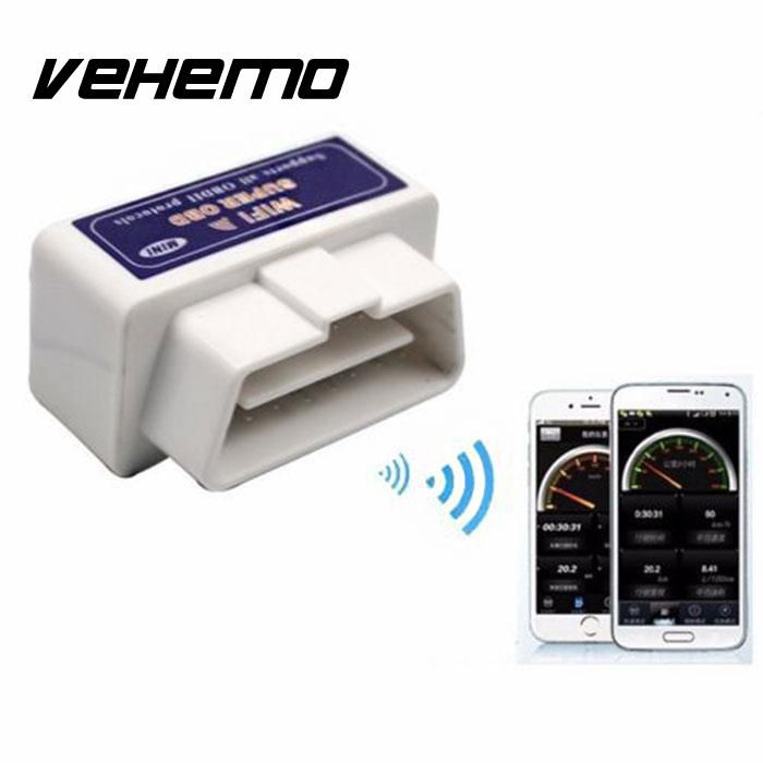 Quality A Hardware V1 5 Chip Elm327 Wifi Supports All Obd2 Protocols