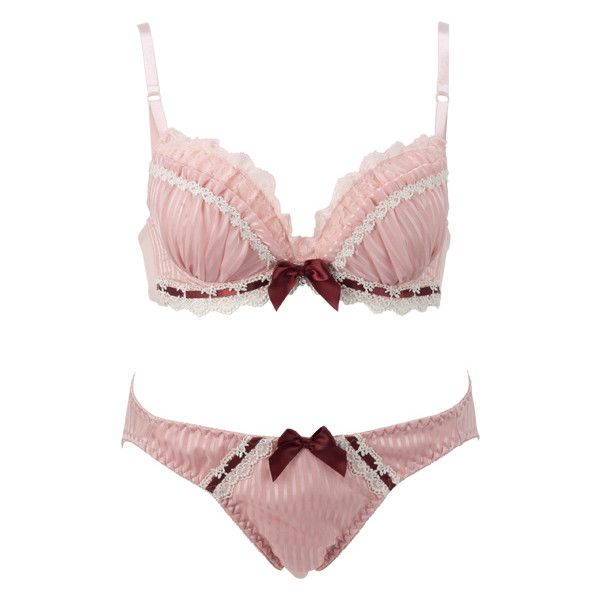 lingerie (ノ◕ヮ◕)ノ*:・゚✧ ❤ liked on Polyvore featuring intimates and underwear