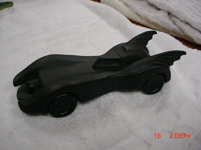 Pinewood Derby Car - Batmobile by pinewoodtopia, via Flickr | Pinewood derby  cars | Pinterest | Autá, Batmobile a Pinewood derby