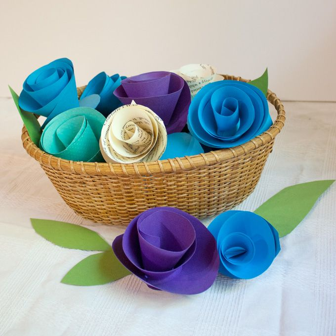 Pin by rachel alison adventures in making on diy challenge looking for an easy craft to entertain your kiddos weve got a fun tutorial on how to make the simplest paper flowers mightylinksfo