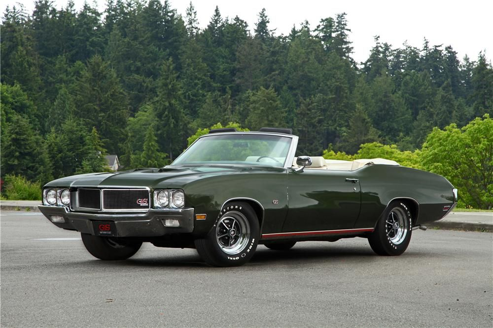 Item Barrett Jackson Auction Company Buick Cars Classic Cars Buick Gs
