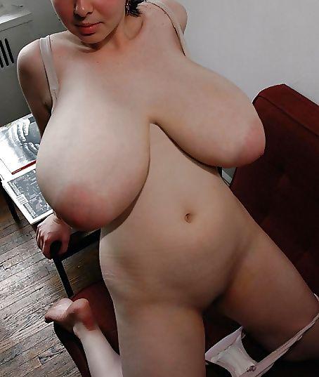 Wow huge tits