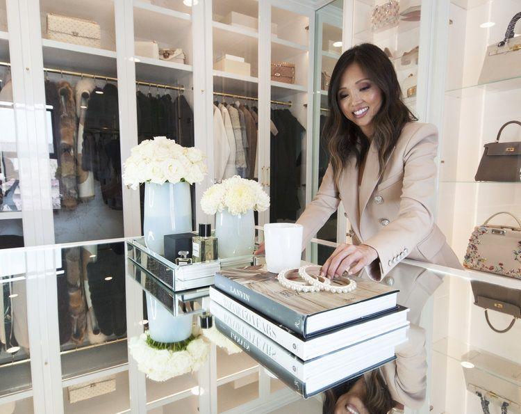 chanel.jpg Celebrity closets, Closet tour, Celebrity closet