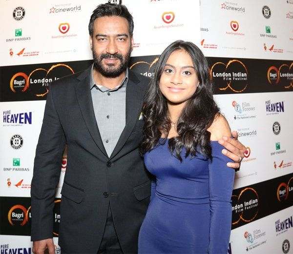 Here's Why Ajay Devgn Doesn't Take His Daughter Nysa For Celebrity Events